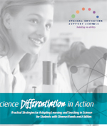 Cover of Science Differentiation in Action Pack