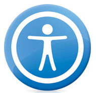Apple People With Special Needs Logo