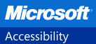 Microsoft Assistive Technology Logo