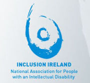 INCLUSION IRELAND: (formerly NAMHI) Logo